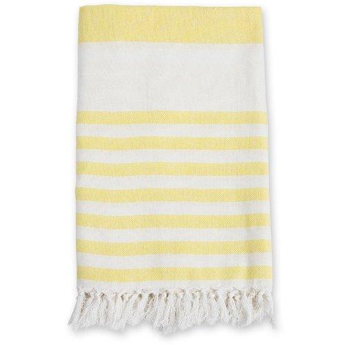 lulujo Turkish Towel Sunshine Yellow