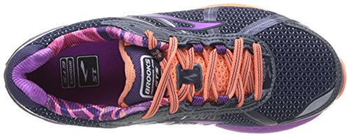 Shoes Salmon Brooks Running Flower Adrenaline Purple Peacot 15 GTS Women's zqxTCxvw