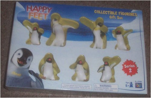 Happy feet toys