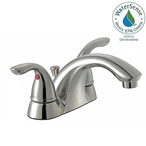 - Builders bath faucet
