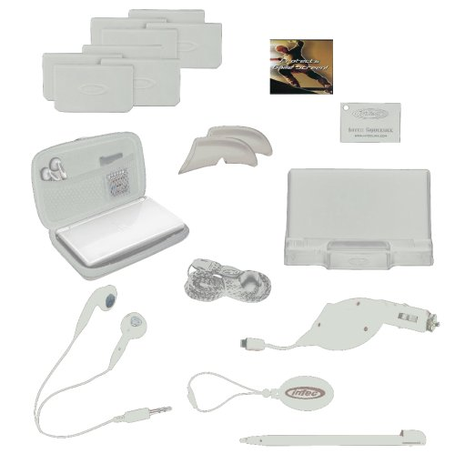 DS Lite 18-In-1 Pro Starter Kit - White