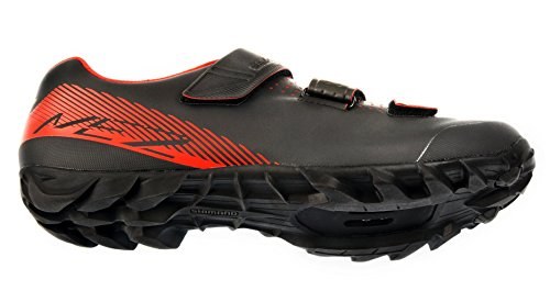 how much online Shimano Men's Mountain/Sport SPD Cycling Shoes Black/Orange footaction sale online 9bW7z8v2
