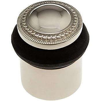 Amazon Com Emtek Cylinder Floor Bumper 2 Size Options