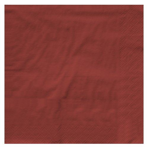 Creative Converting Touch of Color 2-Ply 50 Count Paper Lunch Napkins, ()