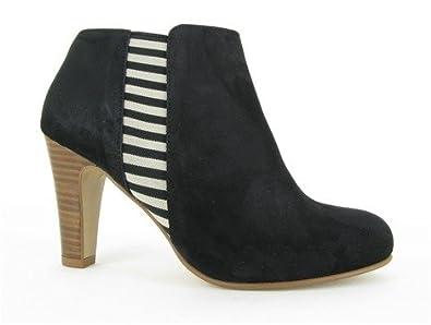 et à vintage Ippon talon Chaussures Bottine Sacs wAXvFqvx