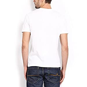 Nisol Men's Regular Fit T-Shirt (NSLCTS_S_02_White_Small)
