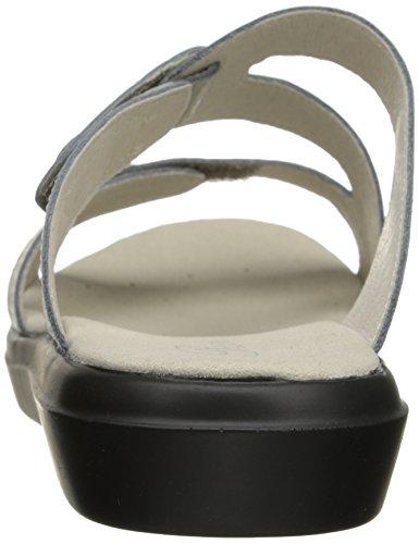 Women's Propet Sandal Silver Delle Lucia Sandalo Donne St Propet St Lucia Argento Eqx0w7TdE