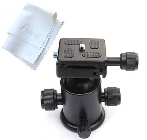 Fotasy BHS Ball Head with Arca-Swiss Compatible Style QR Cla