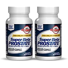 New Vitality Super Beta Prostate - 60 Caplets (Pack of 2)