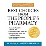 Best Choices from the People's Pharmacy, Joe Graedon and Teresa Graedon, 1594865760