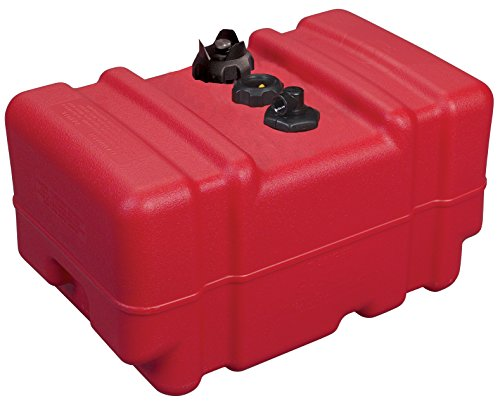 Moeller A/D 12-Gallon High Profile Portable Fuel (Body Fuel Tank)
