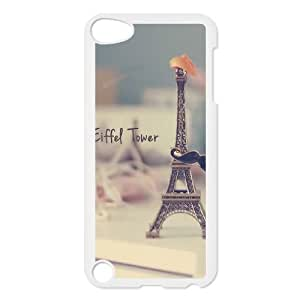 DIY iPod Touch 5 Case, Zyoux Custom iPod Touch 5 Case Cover - Eiffel Tower