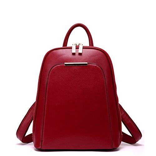 Bolsos de cuero de las señoras inglés/ chicas bolso que viaja/ bandolera retro de estudiante-F F