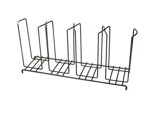Dispense-Rite WR-4 FOUR SECTION WIRE RACK CUP AND (WR-4)