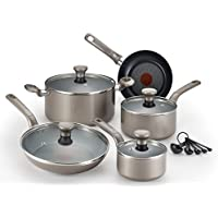 14-Pc. T-fal C508SE Excite Nonstick Thermo-Spot Cookware Set