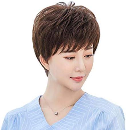 ウイッグ 女性用かつら 医療用ウイッグ ショット 自然 軽量 通気性抜群 かつら風にまかせて自然にそよぐウィッグ 母のプレゼント