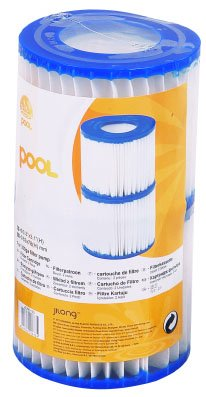 Garden Pool Filter Cartridges (pack of two) for Think Gizmos Garden Pool Pump Thinkgizmos