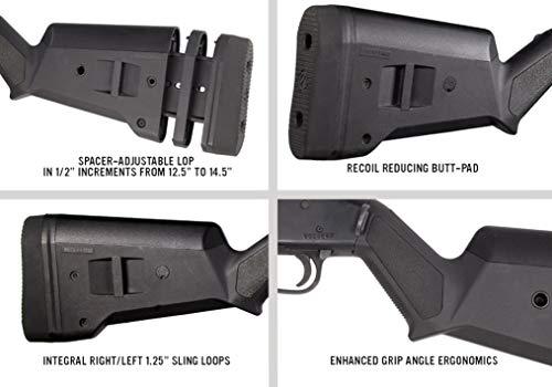 Magpul SGA Ambidextrous Butt Stock Mossberg 500/590/590A1