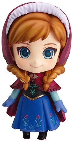 Good Smile Disneys Frozen: Anna Nendoroid Action Figure