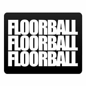 Eddany Floorball three words Plastic Acrylic