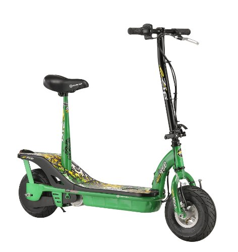 Currie Technologies 450 eZip Electric Scooter (Green)