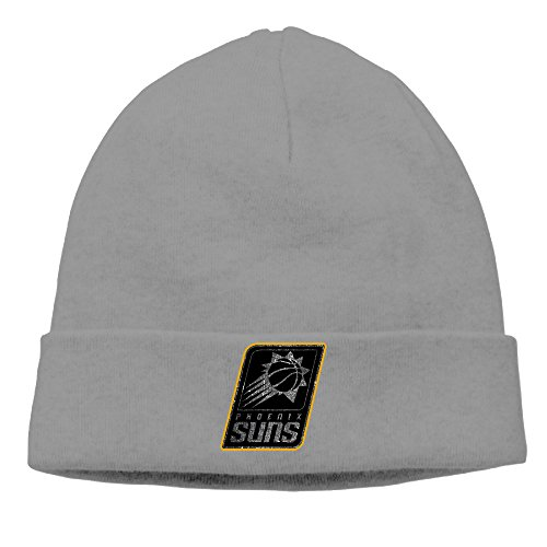 Phoenix Suns Cool Black Up And Over Logo Hipster Beanie Woolen Watch Ski - Ski And Sun Miami