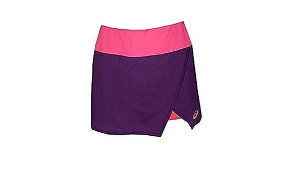 Asics Padel Skort- Falda pantalón para mujer 47592 (XS): Amazon.es ...