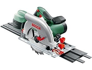 Bosch Kreissage Pks 66 Af Mit Fuhrungsschiene 1600 Watt Im Karton