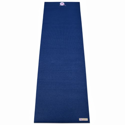 Aurorae Classic Extra Thick 1/4' and Long 72' Premium Eco Safe Yoga Mat with Non...