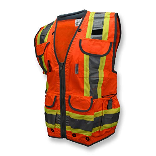 Radians SV55-2ZOD-L Industrial Safety Vest