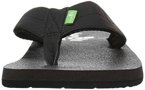 Sanuk-Men-039-s-Beer-Cozy-Coaster-Flip-Flop-Choose-SZ-color thumbnail 5