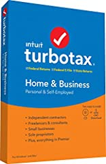 TurboTax Home & Business is recommended if you received income from a side job or are self-employed, an independent contractor, freelancer, consultant or sole proprietor, you prepare W-2 and 1099 MISC forms for employees or contractors, y...