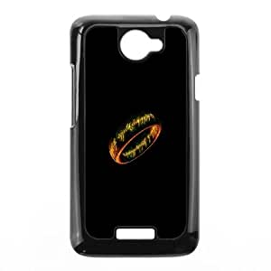 Lord Of The Rings HTC One X Cell Phone Case Black DIY GIFT pp001_8984734