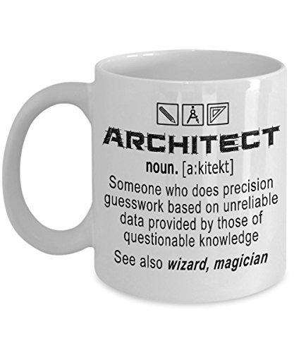 (Architect Mug: Funny Meaning Definition)