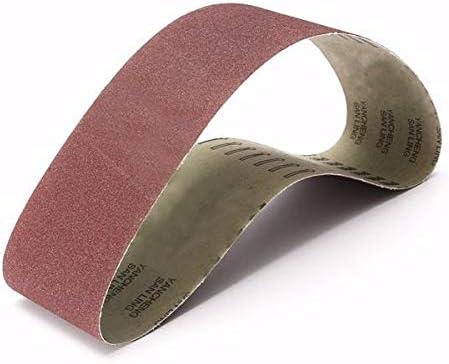 Abrasive Discs Abrasive Tools Aluminium Oxide Sanding Belts 100x915mm Zirconia Abrasive Tools10pcs 80 Grit Abrasive Paper