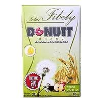 Momthai12 3 Box Detox Total Fibely Donutt Brand Detoxification Care & Cleaning Colon...