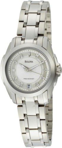 Bulova Women's 96P115 Precisionist Longwood Steel Bracelet Watch