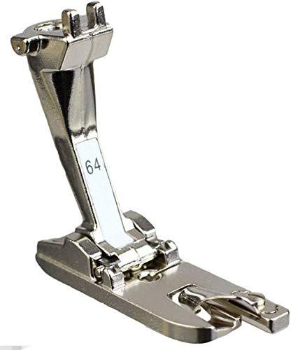 #64 Old Stytle Narrow Hemmer Zig Zag 4mm Foot for Bernina -