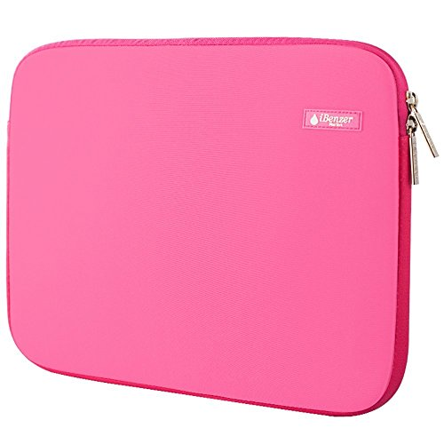 IBENZER Basic 13.3 Deluxe Neoprene Laptop Sleeve Bag Cover Case for MacBook Pro/Air/Retina 13/iPad Pro/HP/Acer/Dell/Asus/Samsung ()