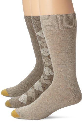 Tan Dress Socks - 5