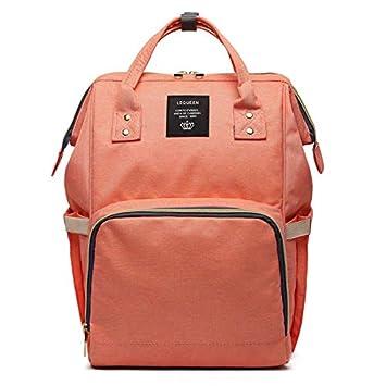 Calistous Mochila de maternidad, bolsa de grande capacidad grande para viajes: Amazon.es: Hogar