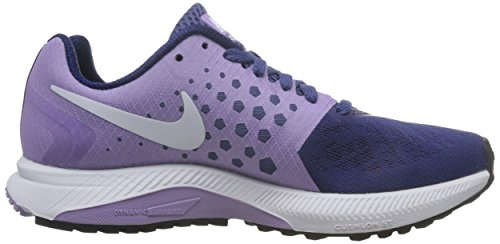 Scarpe Span W Da dark Donna Dust white Purple Loyal Corsa Blue Zoom Nike w6qCtt