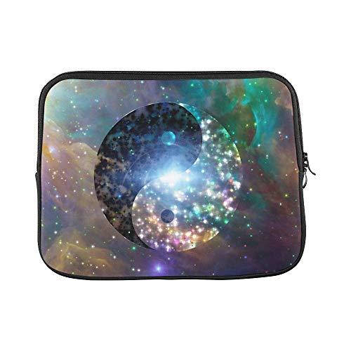 - Design Custom Yin Yang Celestial Sleeve Soft Laptop Case Bag Pouch Skin for Air 11