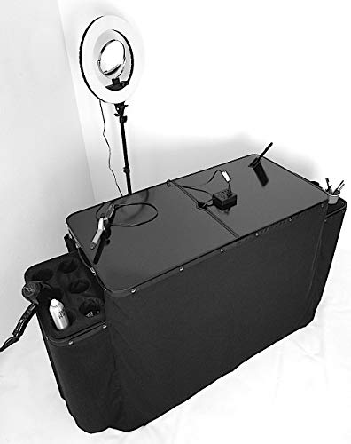 2019 TUSCANYPRO Unique Portable Beauty Station