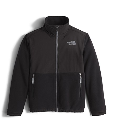 The North Face Boys' Denali Jacket,TNF Black,US S