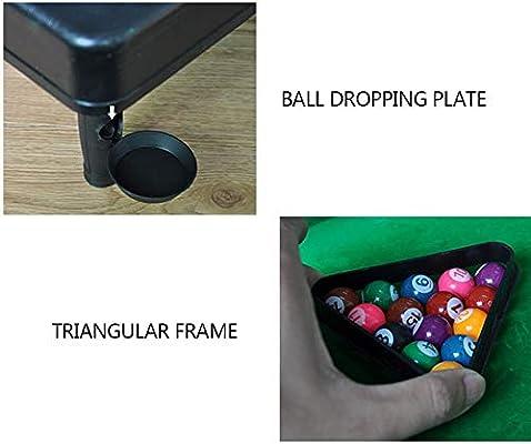 Ningbao Juegos para Padres e Hijos American Billiard Table Leisure Snooker Game Set Toy: Amazon.es: Juguetes y juegos