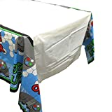 Video Game Party Tablecovers (2), Video Game Party Supplies, Video Game Party Tableware, Great for Birthday Parties, Gaming Celebrations and Much More!