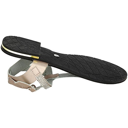XTI Rose femme femme XTI sandales sandales qEfOfZ
