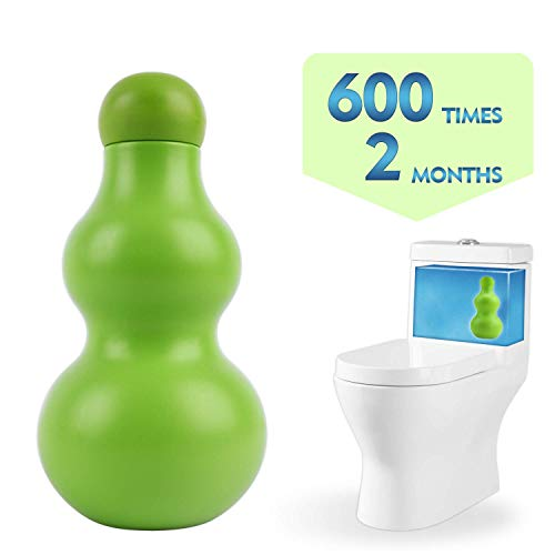 Pure-Eco Automatic Toilet Bowl Cleaner (Green, 1-Pack)