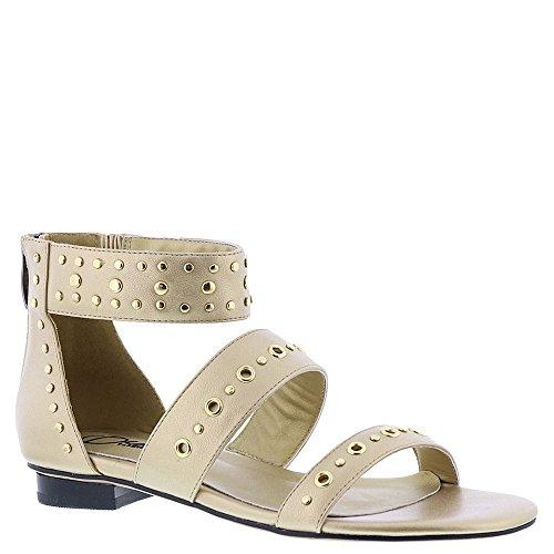 Beacon Jillian Womens Sandal Gold o5TJwm